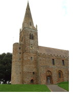 All Saints Church Brixworth