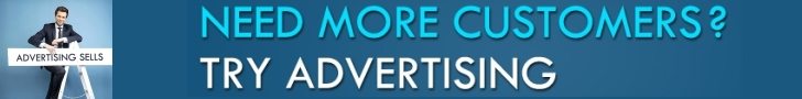 Large Northampton Advert