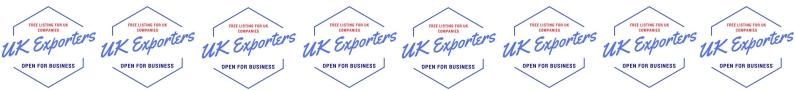 UK Exporters Advert